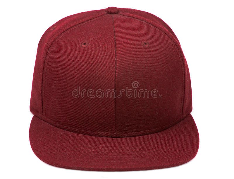 Red Baseball Cap Stock Photos