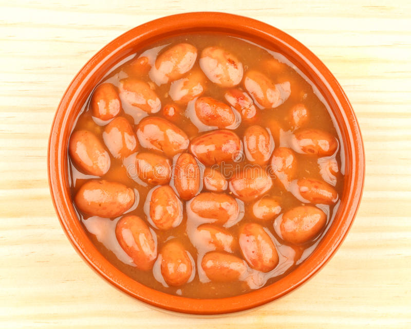 Red Beans royalty free stock photo