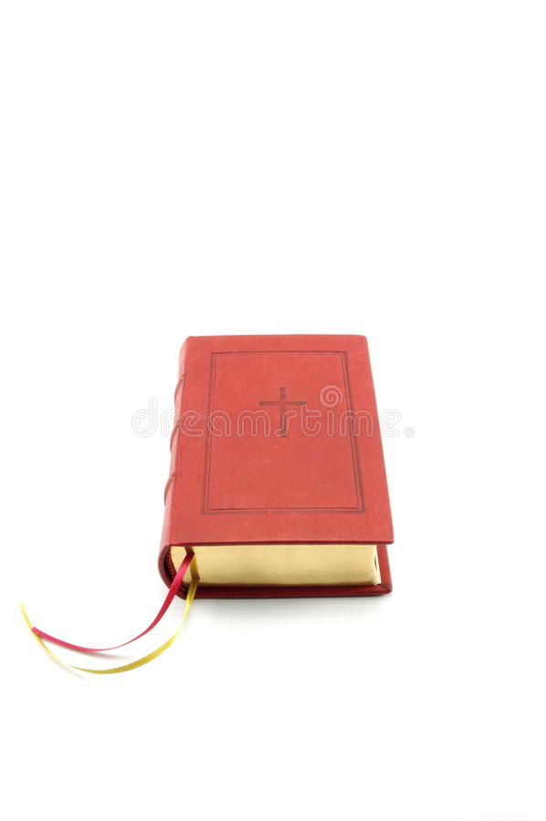 Download Red bible book stock photo. Image of gold, backgrounds - 19673334