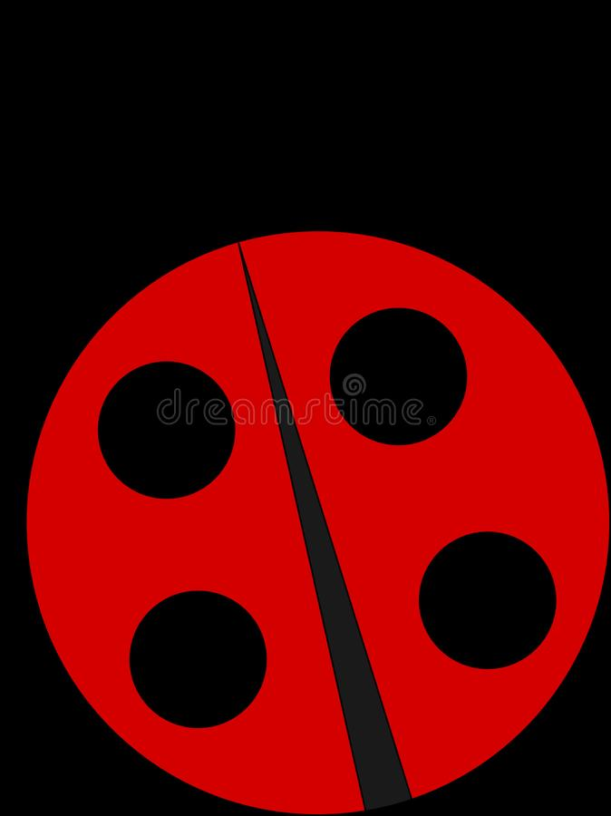 Red, Black, Circle, Font stock photo