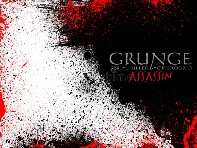 Download Red And Black Drops Grunge Background Royalty Free Stock Photography - Image: 12352247