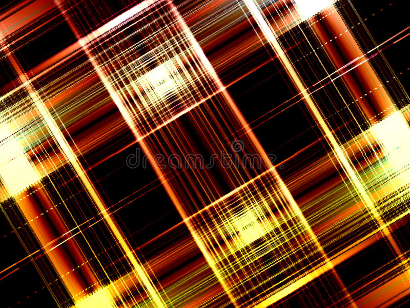 Red black plaid background stock images