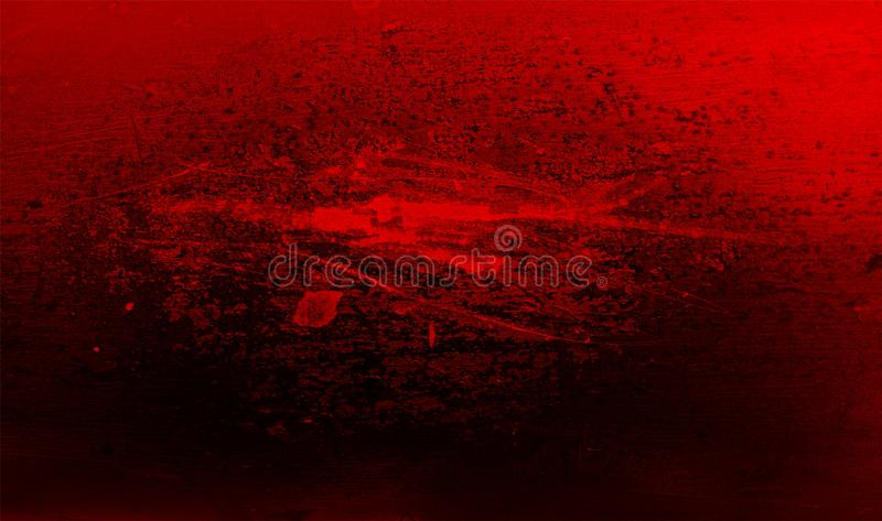 Red and black shaded wall textured background. grunge background texture. background wallpaper. Book page, paintings, printing, mobile backgrounds, book royalty free stock photography