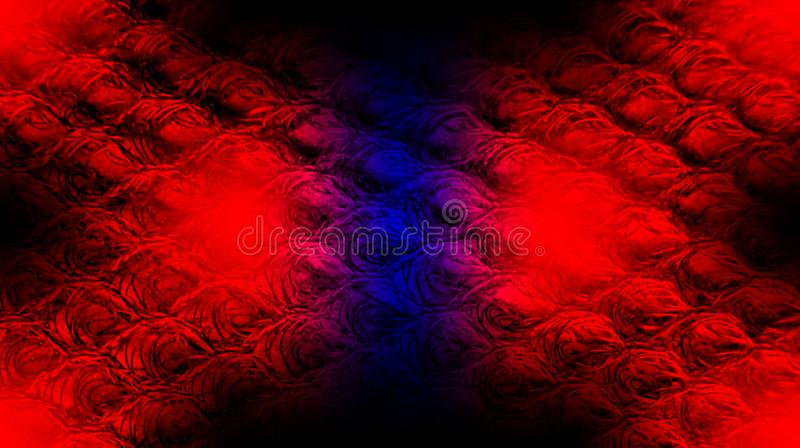 Red black violet colors abstract texture background wallpaper. vivid vector illustration. Many uses for advertising, book page, paintings, printing, mobile stock illustration