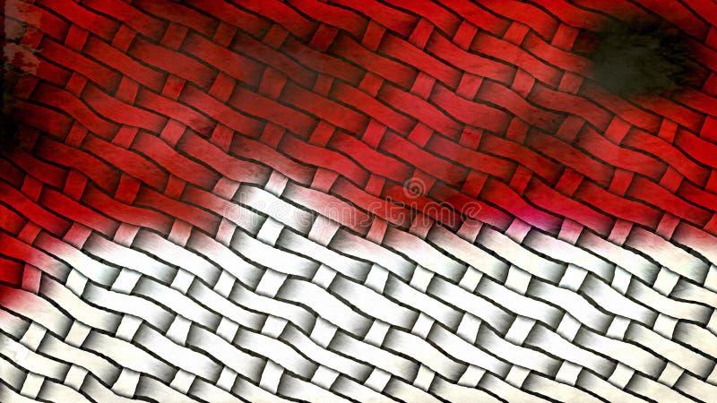 Red Black and White Background Texture. Beautiful elegant Illustration graphic art design vector illustration