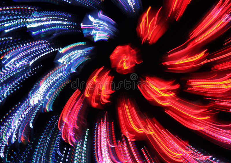 Red and blue abstract background royalty free stock photography