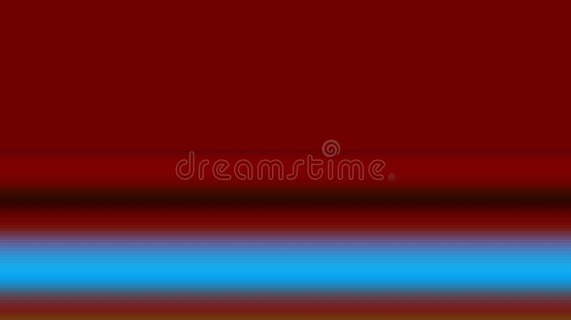 Red and blue background for Christmas uses royalty free illustration