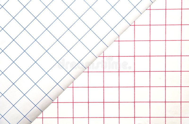 Download Red And Blue Grids/Background Stock Photo - Image: 7162244