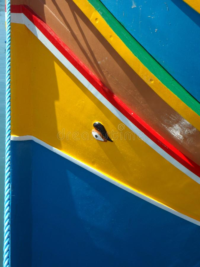 Red, Blue, Yellow, Orange stock images