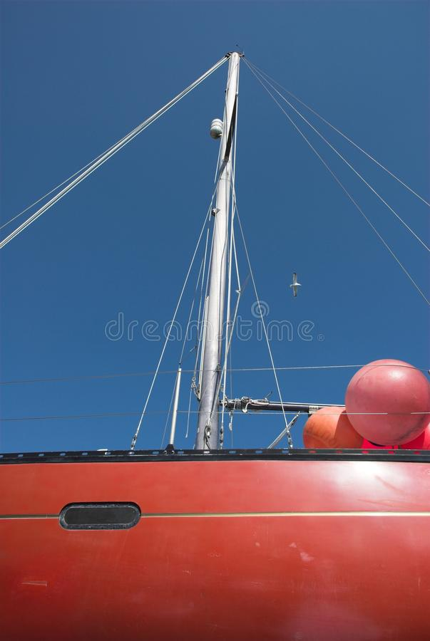 Download Red Boat Royalty Free Stock Photos - Image: 23247698