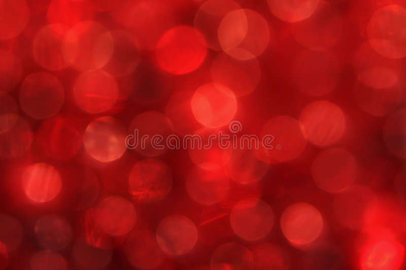 Red Bokeh. Bokeh of red lgihts perfect for background