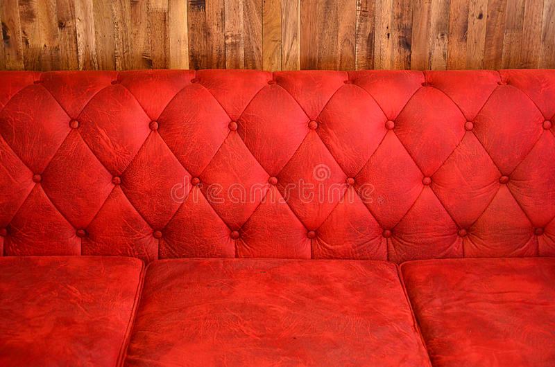 Red bolster. Red bolster texture / backgound stock image