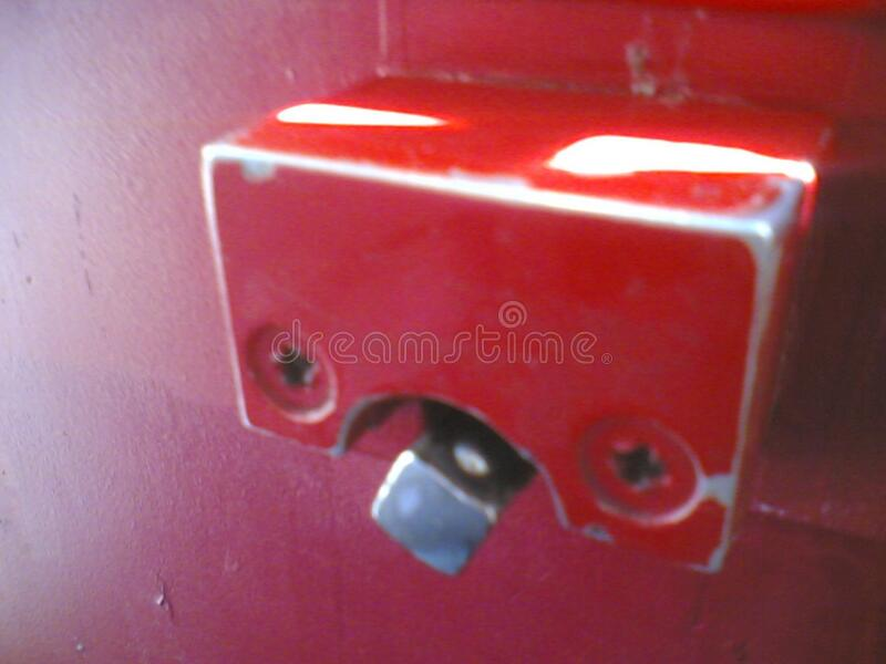 Red Bolt On The Skyte Free Public Domain Cc0 Image