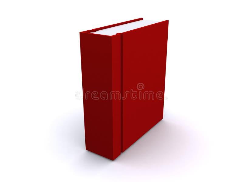 Download Red book stock illustration. Illustration of sign, single - 26591019