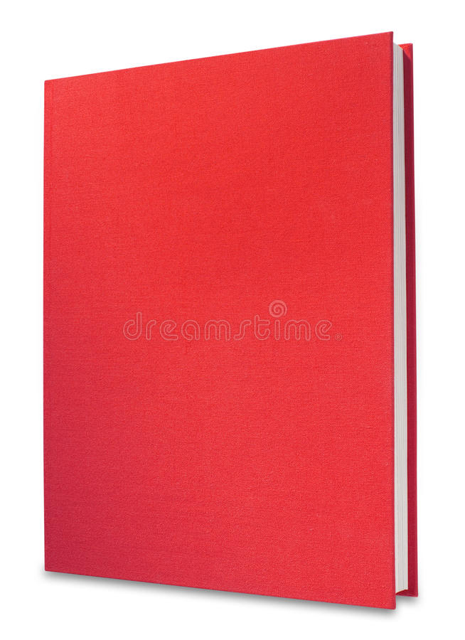 Free Red Book, Isolated Royalty Free Stock Images - 15562739