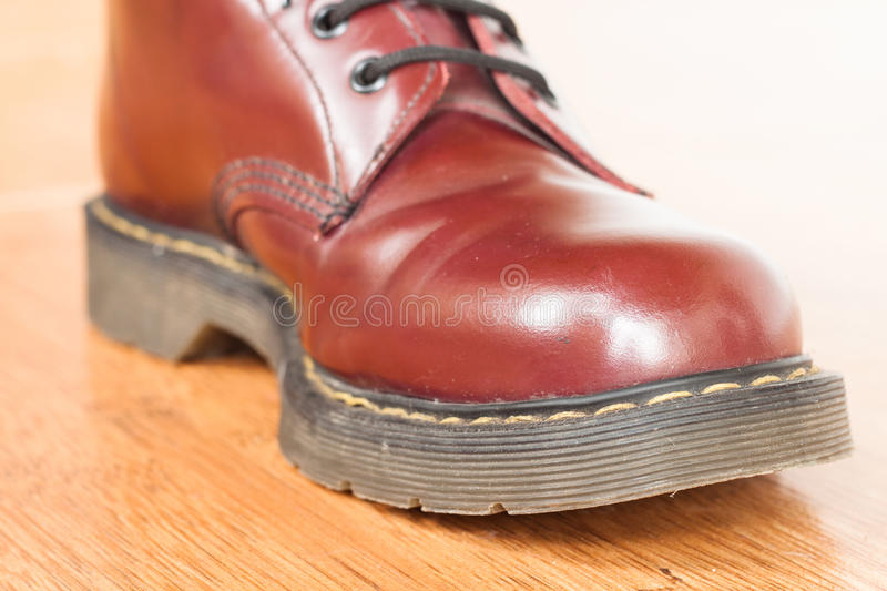 Download Red Boot Can Be A Fashion Too Stock Image - Image: 29685371