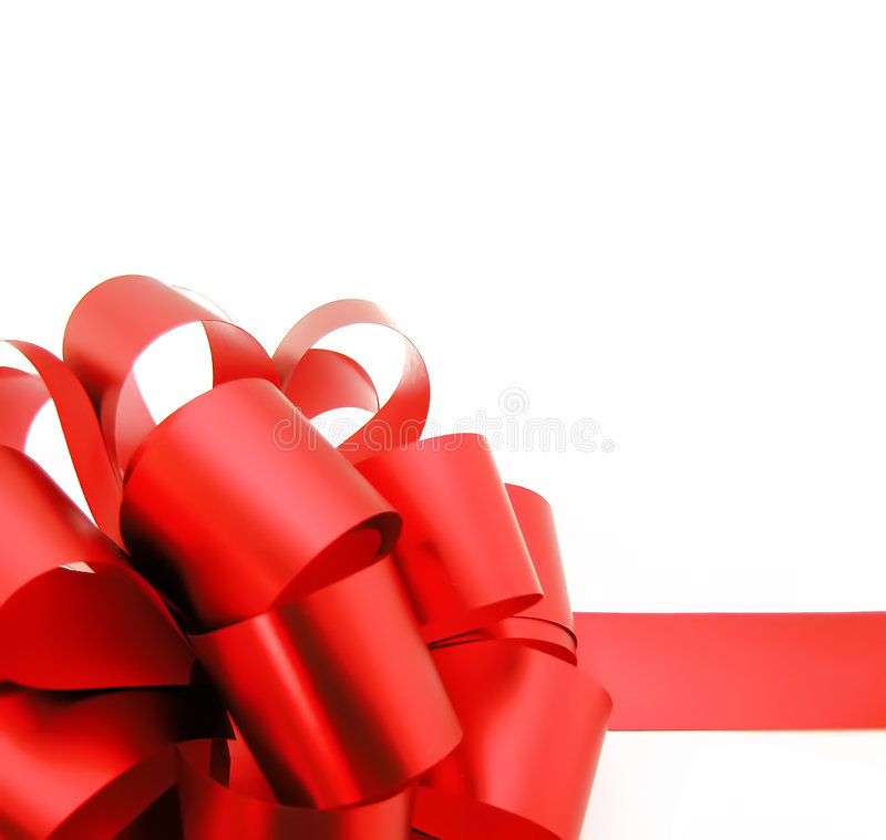 Free Red Bow Stock Photos - 7700843