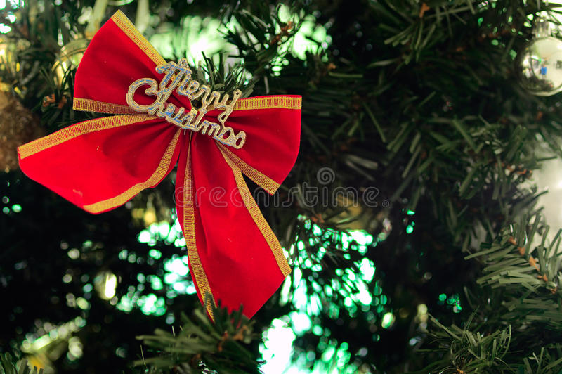 Download Red Bow stock image. Image of years, festivity, gift - 36151861