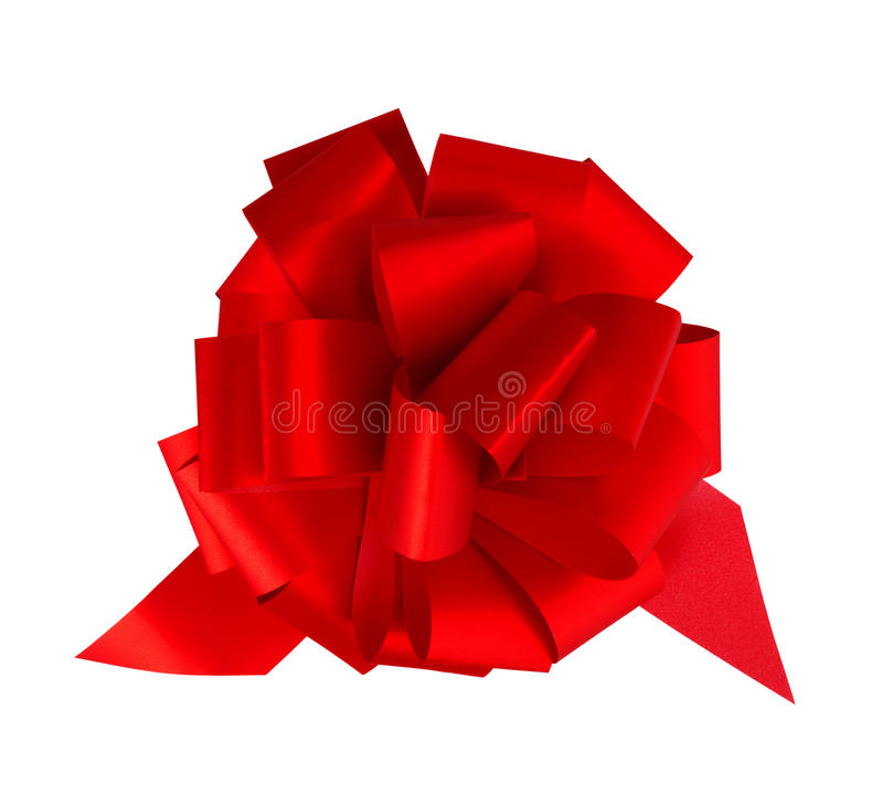 Download Red bow stock image. Image of shiny, christmas, birthday - 29852561