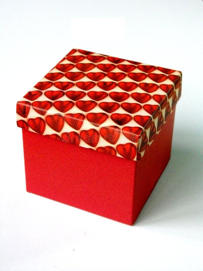 Free RED BOX Stock Photo - 12833450