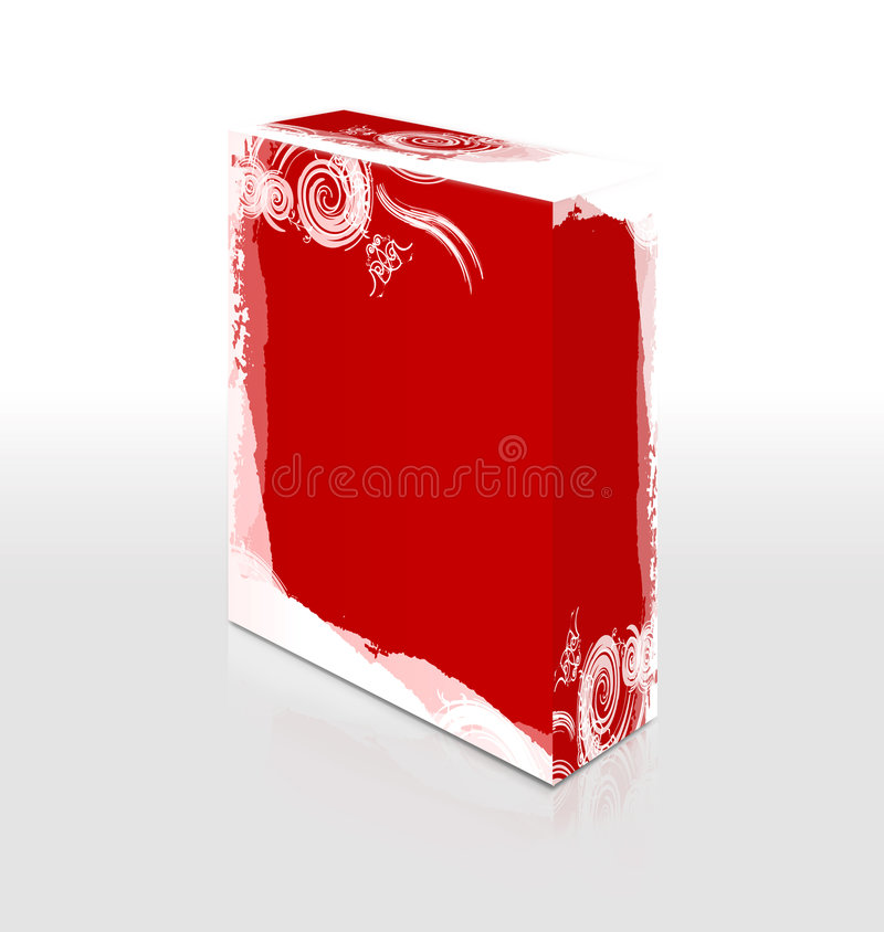 Red Box Royalty Free Stock Images