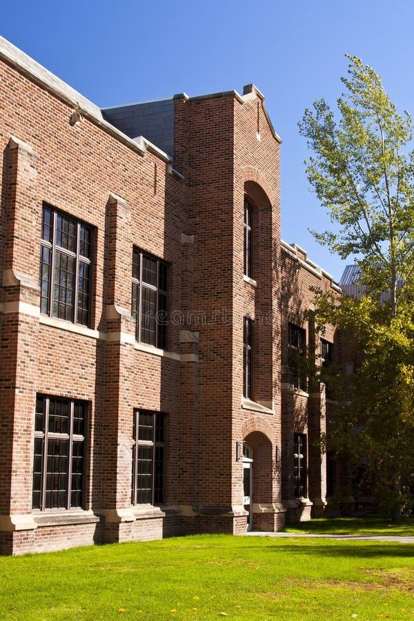 Download Red Brick Building stock photo. Image of school, exterior - 21945570