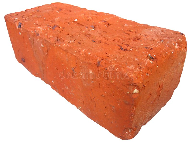Red Brick - top stock photography