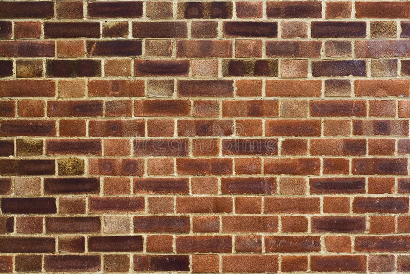Download Red Brick Wall Stock Photo - Image: 10997410