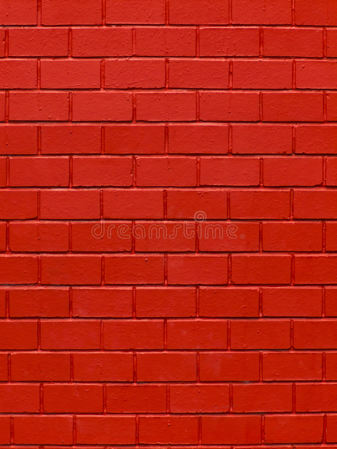 Download Red brick wall stock image. Image of vertical, stonewall - 23071135