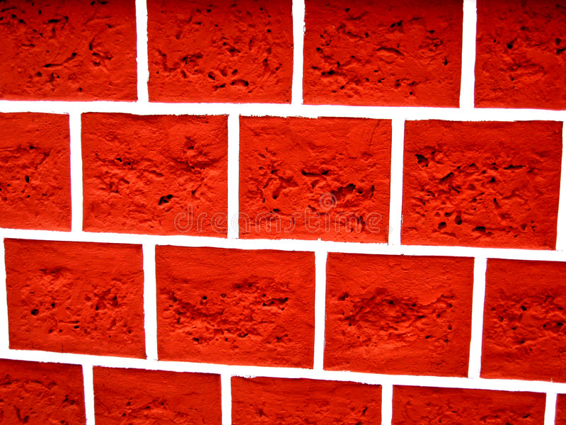 Download Red brick wall stock illustration. Image of backdrop, rectangle - 2406877