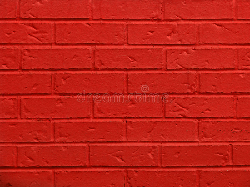 Download Red Brick Wall Background stock photo. Image of corners - 4984884