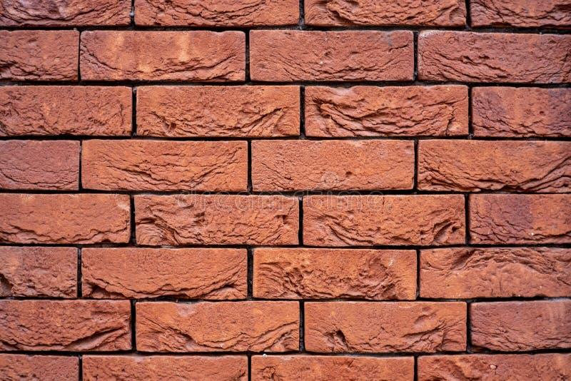 Red Brick wall. brick wall, masonry texture, brickwork pattern background stock photography