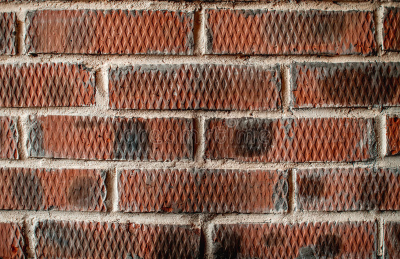 Red brick wall texture background royalty free stock images