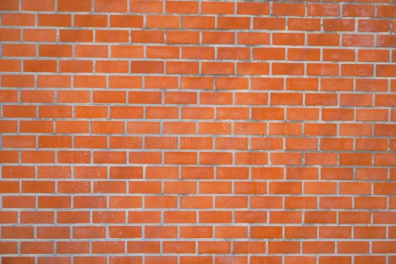 The red brick walls.  royalty free stock photos