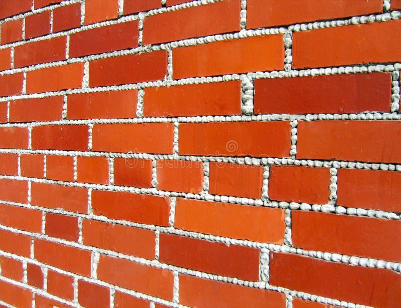 Red bricks.Texture stock photography