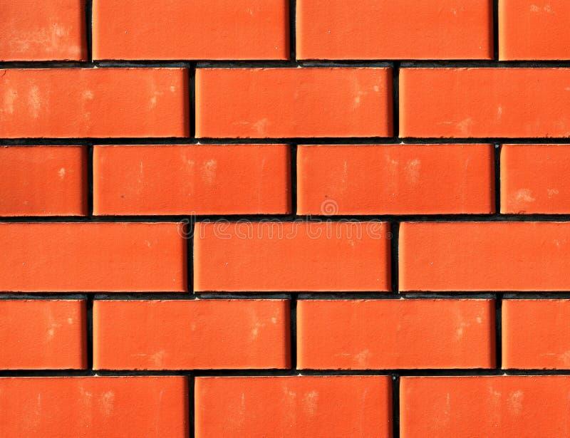 Red Brickwork Stock Image