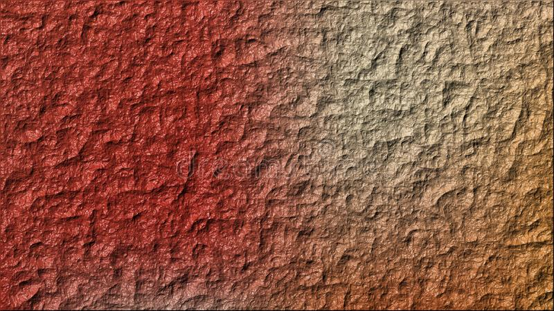 Red and Brown Stone Background stock photo