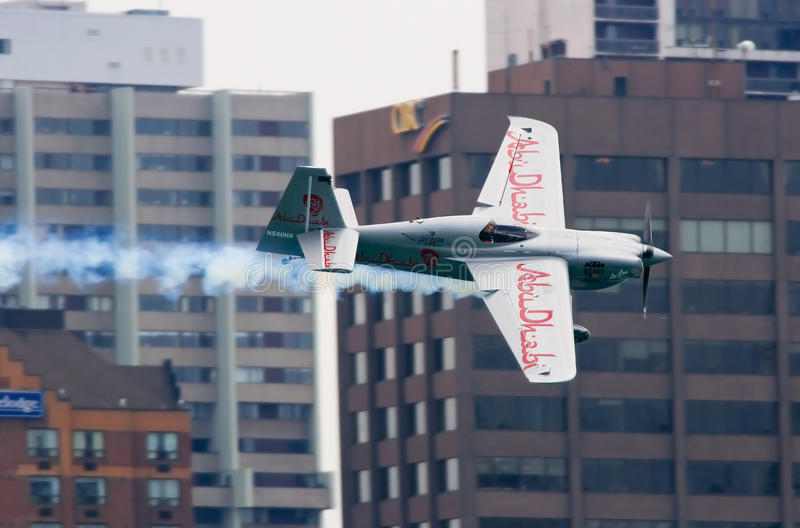 Red Bull Air Race Abu Dhabi Editorial Stock Image