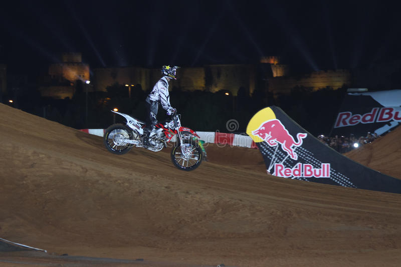 Download Red Bull X-Fighters editorial image. Image of motor, freeride - 26618410