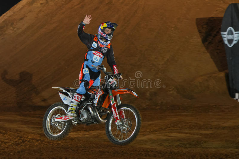 Download Red Bull X-Fighters editorial stock photo. Image of motor - 26618628