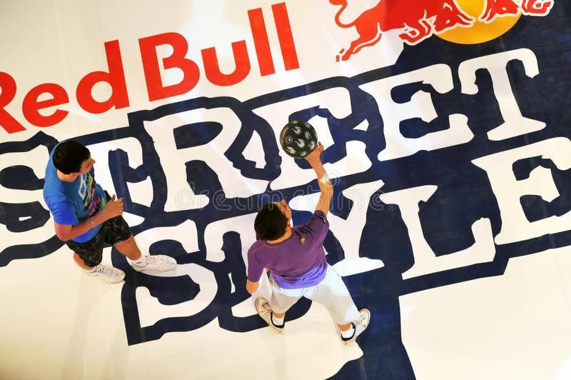 Download Red Bull Street Style Competition Final Editorial Image - Image: 12462835