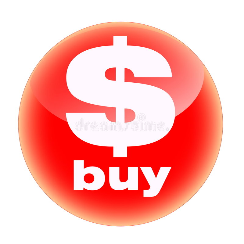 Download Red Buy Button Stock Images - Image: 4228154