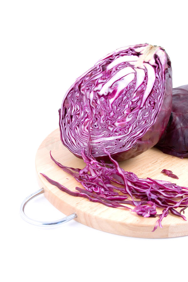 Free Red Cabbage Royalty Free Stock Photos - 12033538