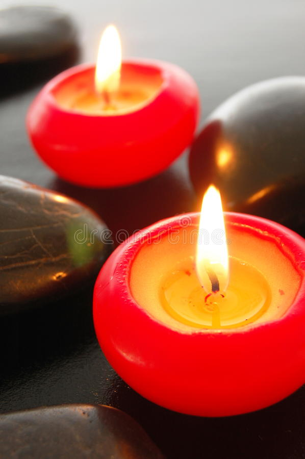 Download Red candle light stock photo. Image of still, macro, christmas - 10367812
