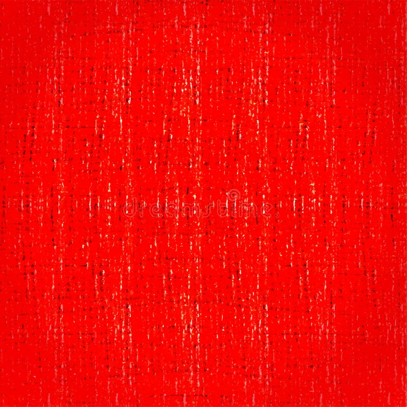 Red canvas vector background stock photography