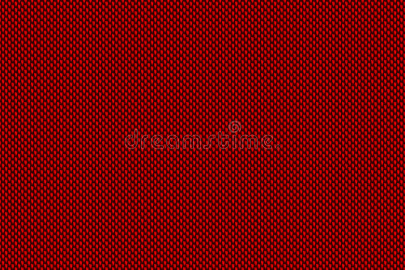 Red Carbon Fiber Background And Texture For Material ...