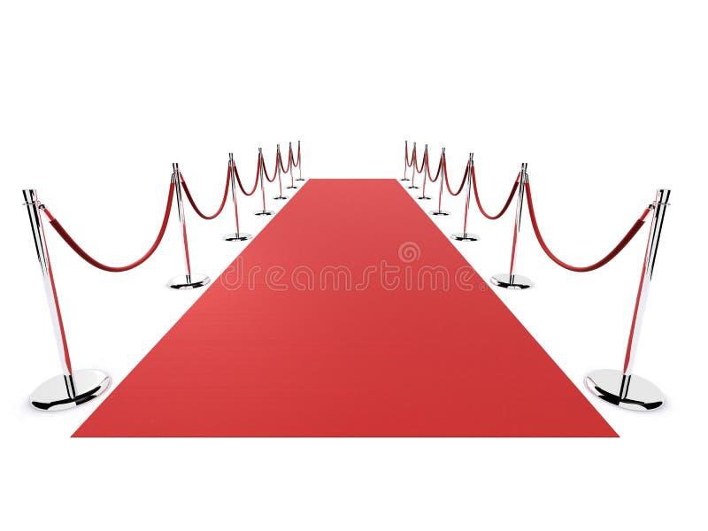 Download Red carpet stock illustration. Illustration of enter, celebration - 1854564