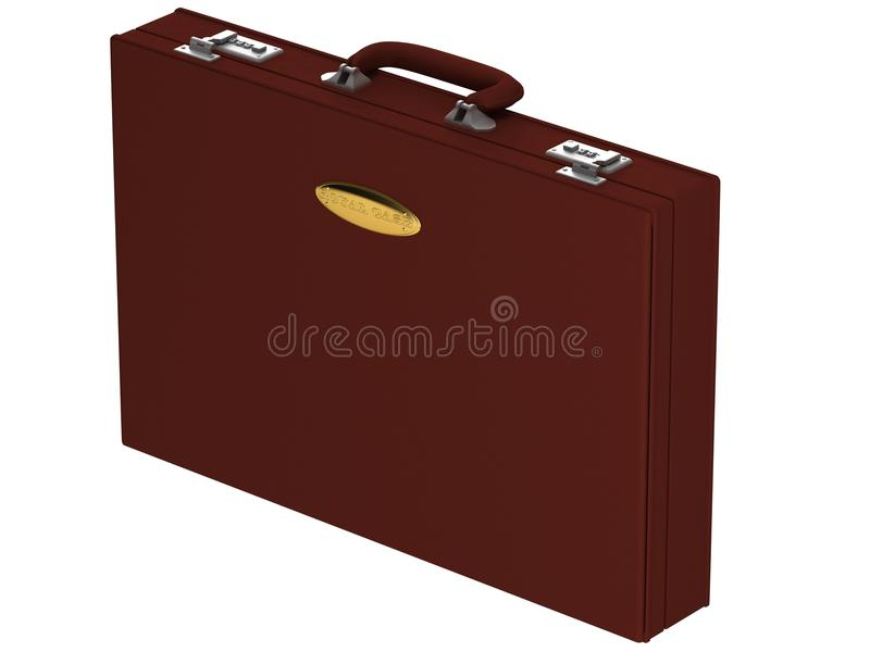 Download Red Case stock illustration. Illustration of object, business - 17876754