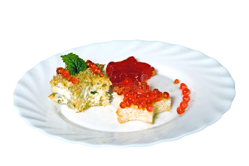 Download Red caviar stock photo. Image of crapes, shape, shot - 17633978