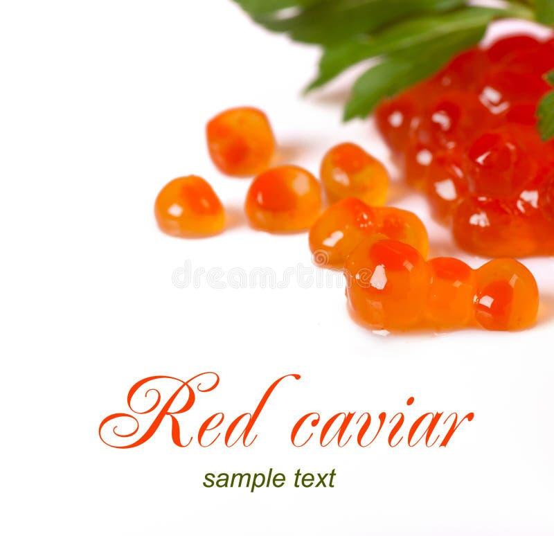 Free Red Caviar Stock Image - 17642841